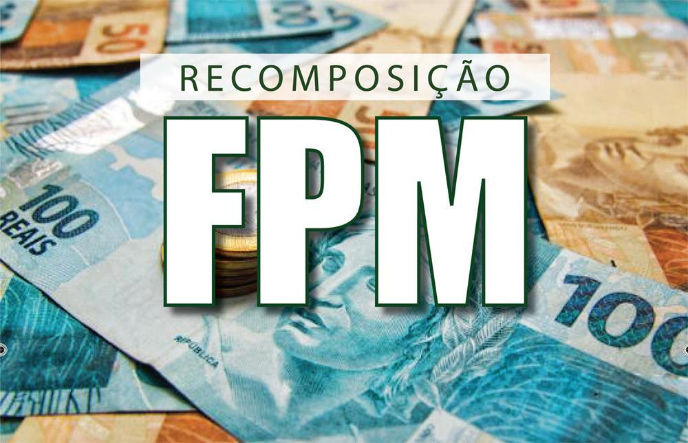 AGM comemora sanção da lei que garante recomposição do FPM até novembro