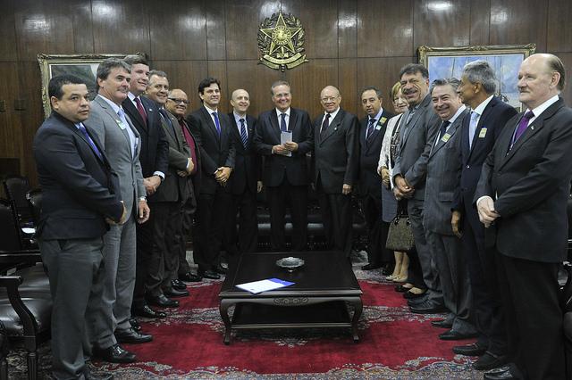 Presidente da AGM cumpre agenda em Brasília