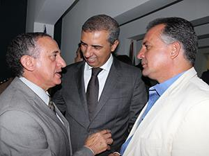 AGM participa das posses de novos secretários estaduais