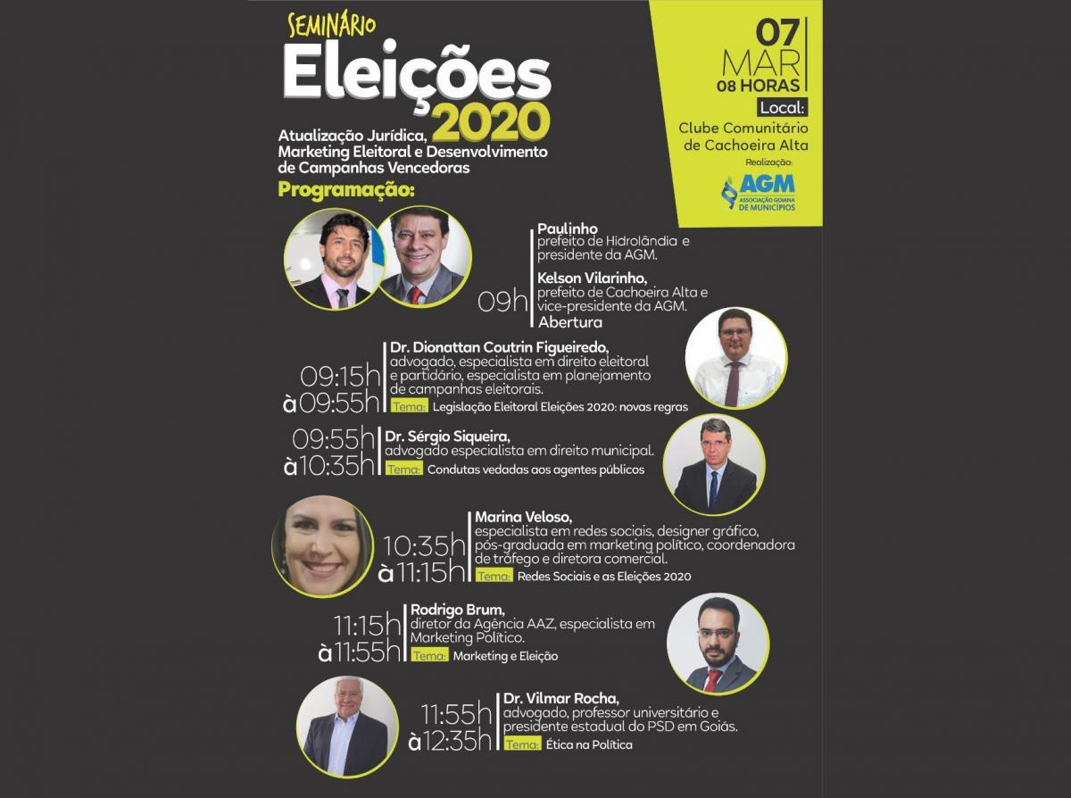 Seminário Eleições 2020