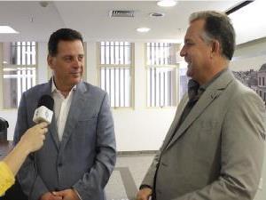 Governador atribui repasses da saúde a empenho da AGM