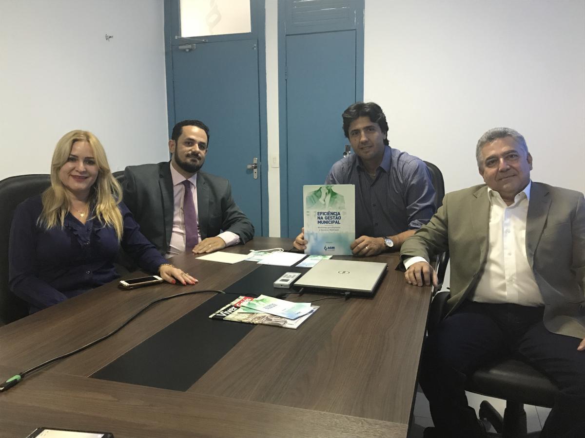 AGM promove workshop sobre Eficiência na Gestão Municipal