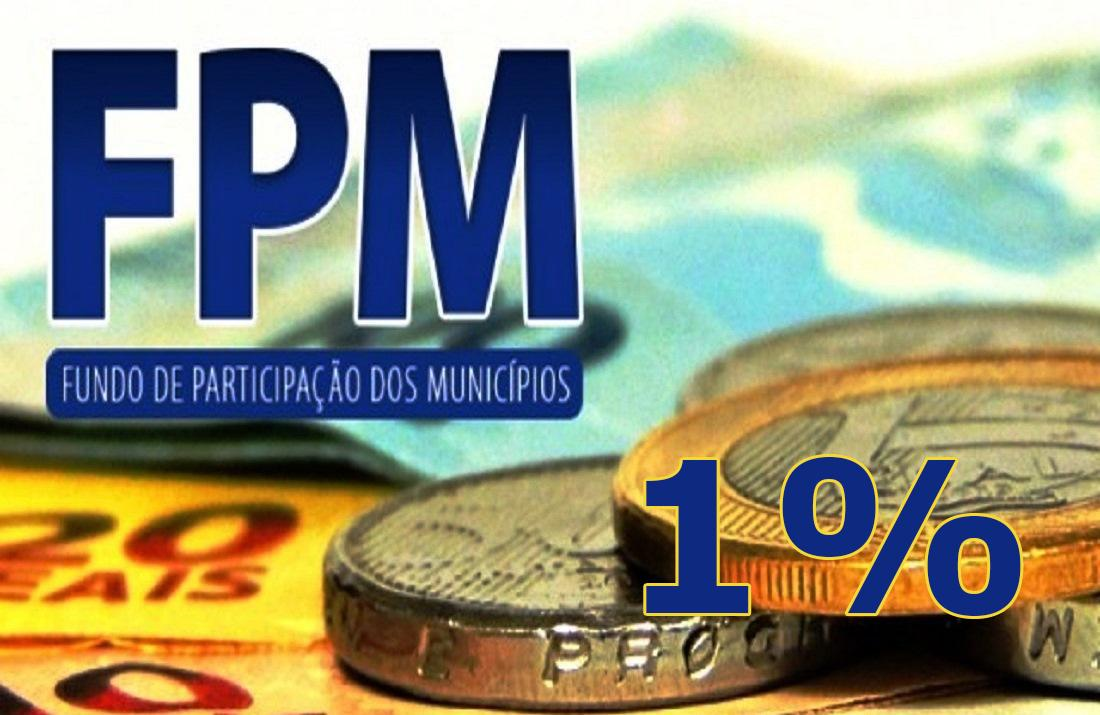 Comissão da Câmara Federal aprova PEC do 1% do FPM