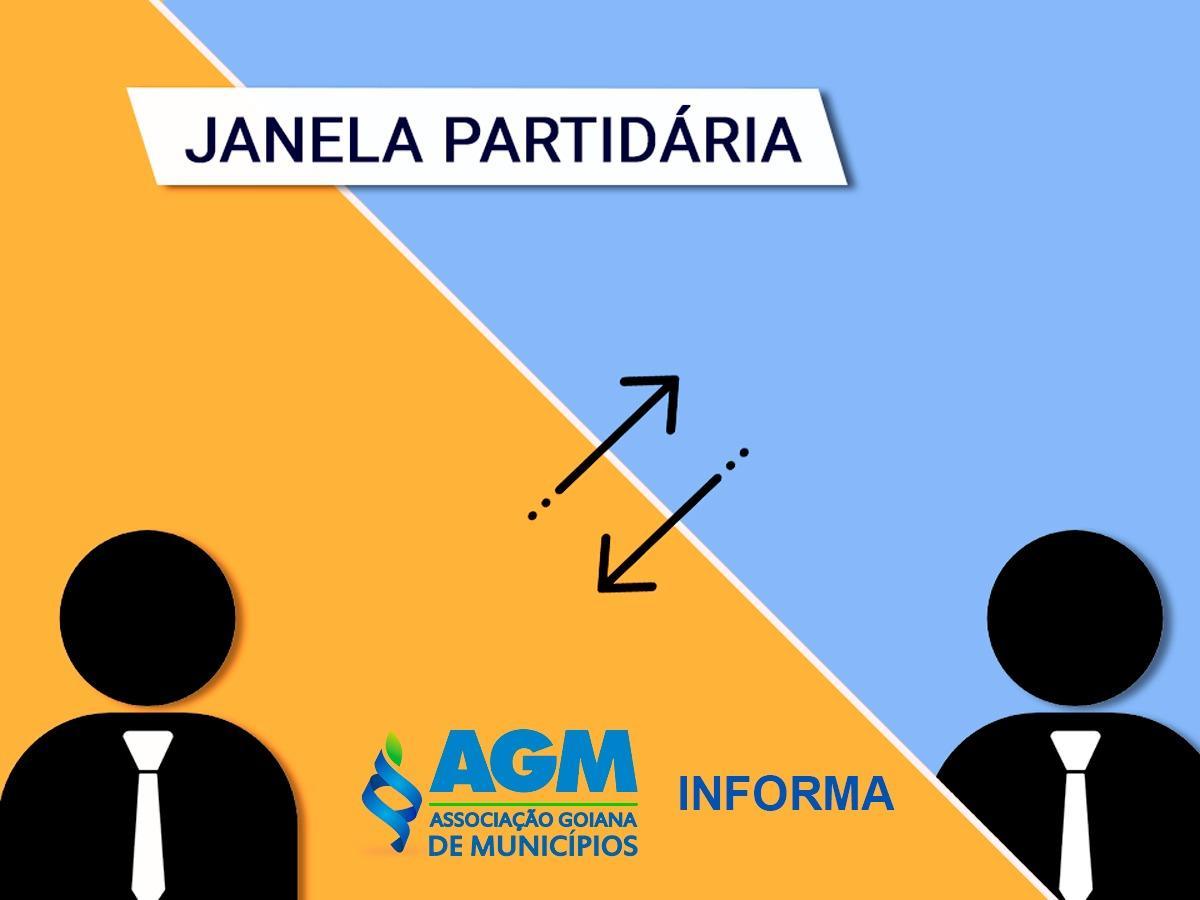 """Aberta a """"Janela Partidária"""" para quem vai disputar eleições em 2020"""