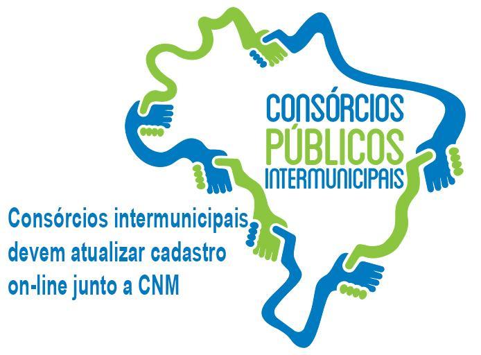 Consórcios intermunicipais devem atualizar cadastro on-line junto a CNM