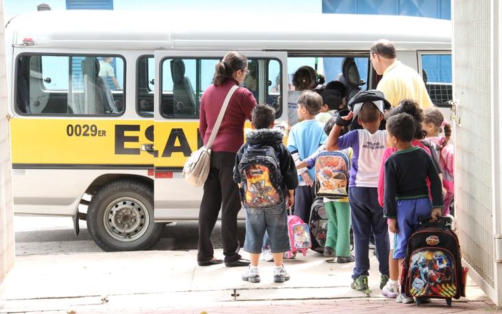 Transporte escolar será creditado nesta quarta-feira (05)