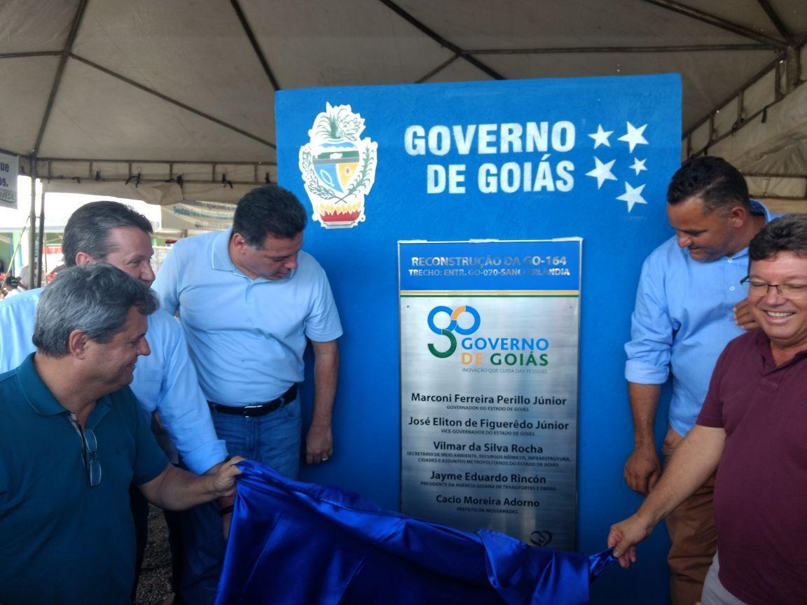 Governo Estadual inicia rush de inaugurações que vai até junho