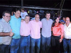 AGM prestigia festival gastronômico de São Simão
