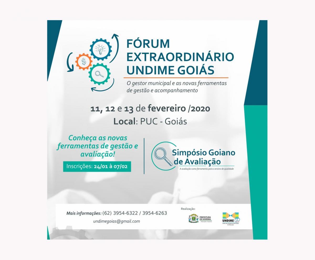 AGM convoca municípios para participarem de evento da Undime