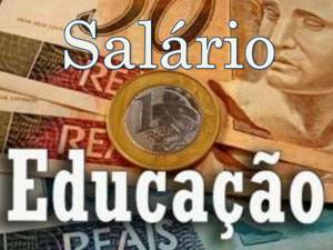 Liberados os recursos do salário-educação de maio