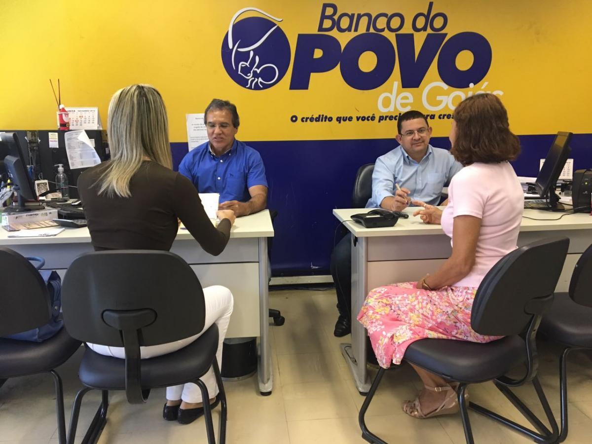 Banco do Povo amplia a emissão de crédito