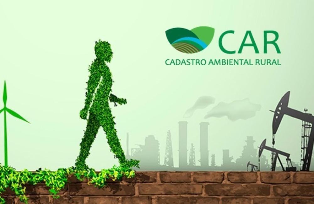Inscrição no Cadastro Ambiental Rural deve ser feita até 31 de dezembro