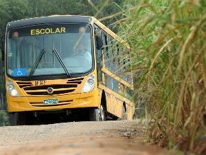 Sétima parcela do transporte escolar será creditada na próxima terça (8)