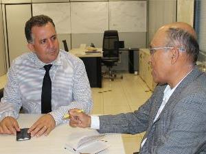Secretário de Finanças de Goiânia elogia PMAR