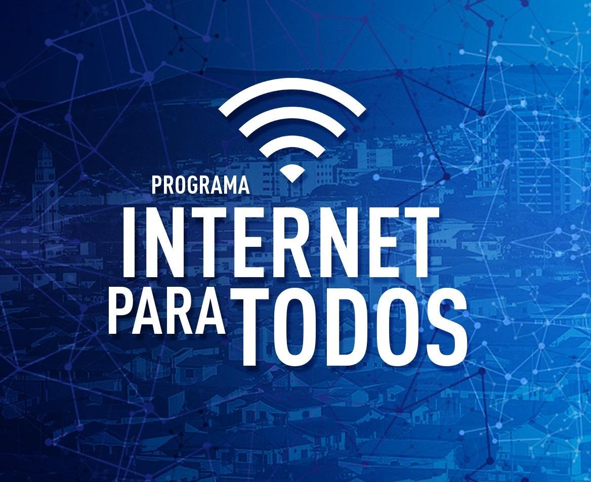 Municípios podem aderir aoprograma Internet para Todos