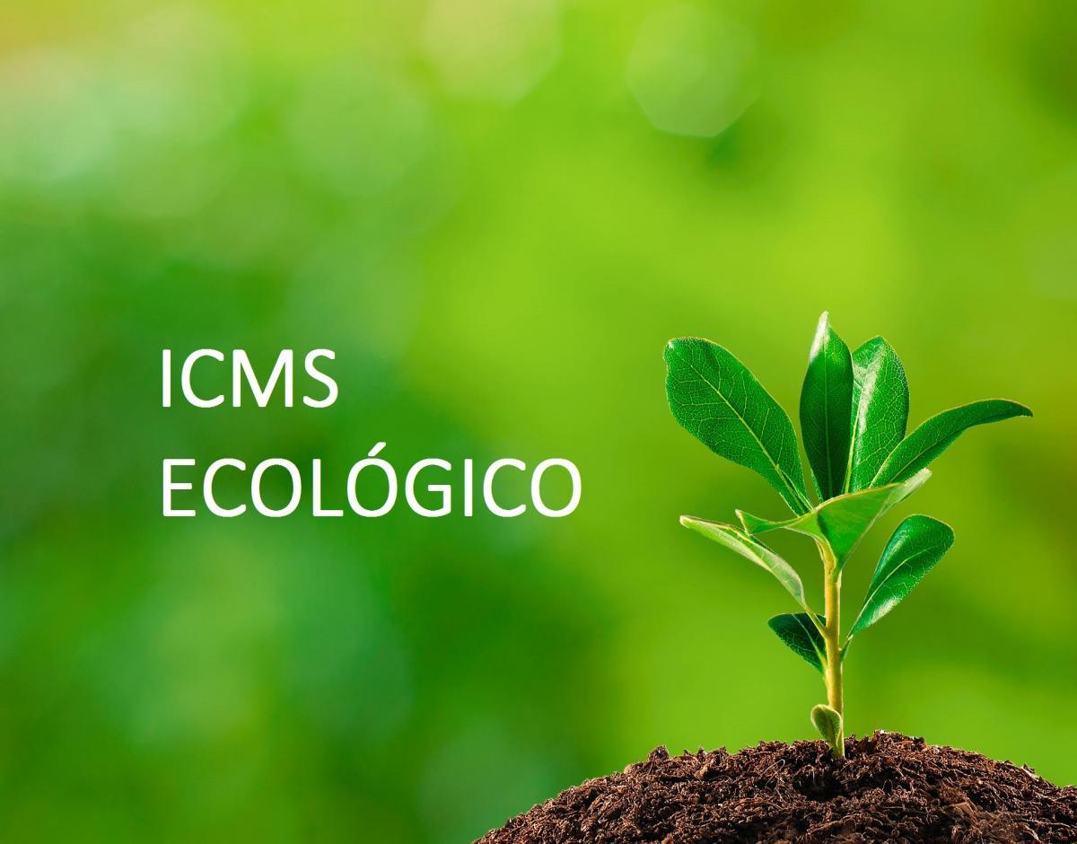 Municípios beneficiados com o ICMS ecológico devem estar atentos