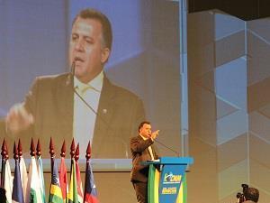 Presidente da AGM participa de reunião com Dilma Rousseff