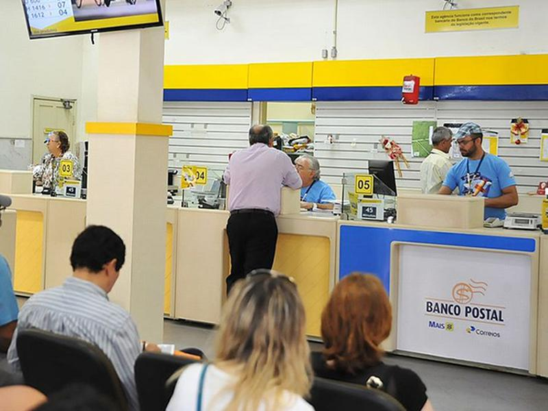 Decisão do TST garante funcionamento do Banco Postal