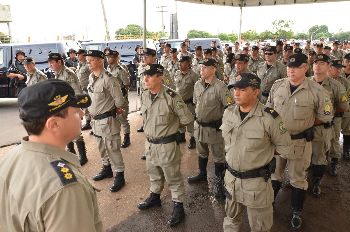 Cai o índice de criminalidade em Goiás