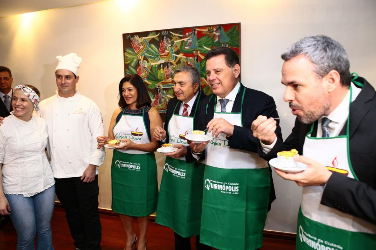 Lançado o 4º Festival Gastronômico Chica Doida de Quirinópolis