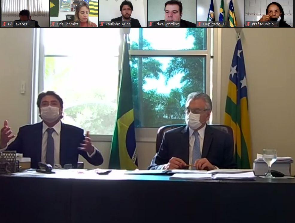 Governo de Goiás anuncia chegada de 23 novas empresas