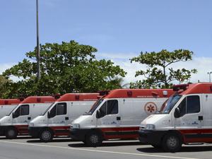 Ministério da Saúde vai doar 6.500 ambulâncias a todo os municípios