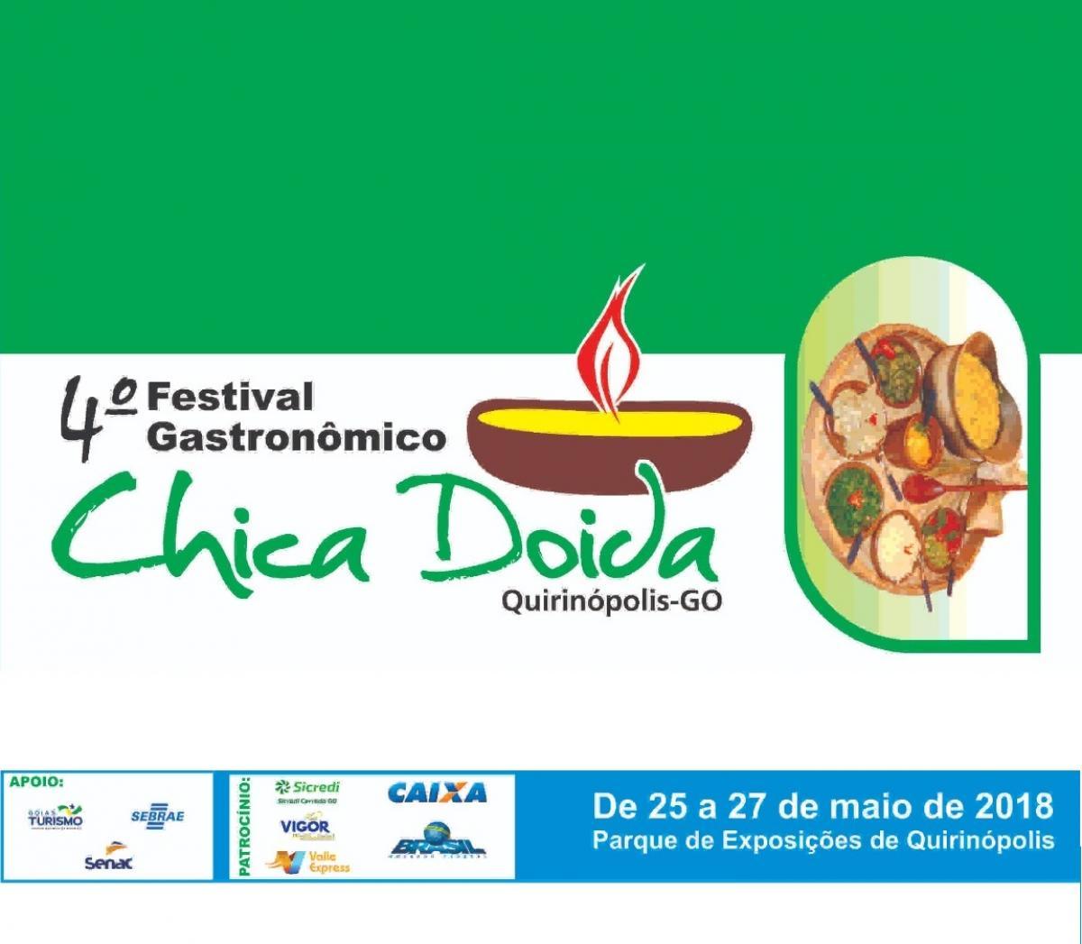 Está chegando o 4º Festival Chica Doida de Quirinópolis