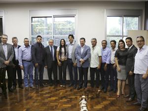 ?Prefeitos pedem apoio ao Governo Estadual para o setor de saúde