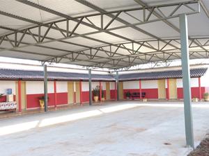 Cachoeira Alta amplia e reforma Centro de Convivência e Cras.