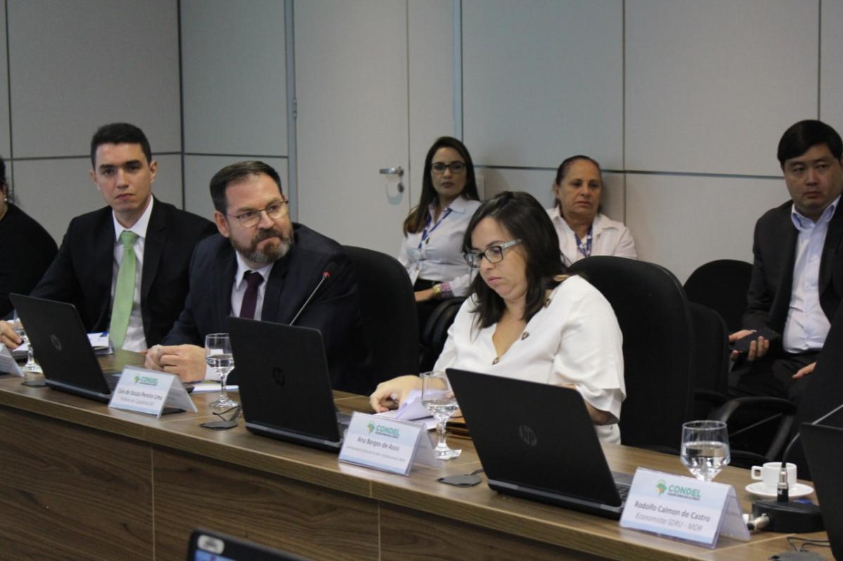 Municípios integram o Conselho Deliberativo do Desenvolvimento do Centro Oeste