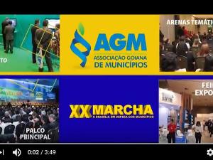 XX Marcha a Brasília em Defesa dos Municípios