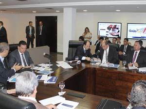 Presidente da AGM participa de encontro sobre planejamento da segurança