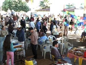 Prefeitura de Caçu incentiva agricultura familiar.