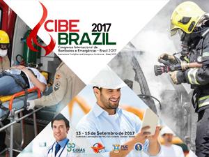 Goiás sedia o Congresso Internacional de Bombeiros e Emergências