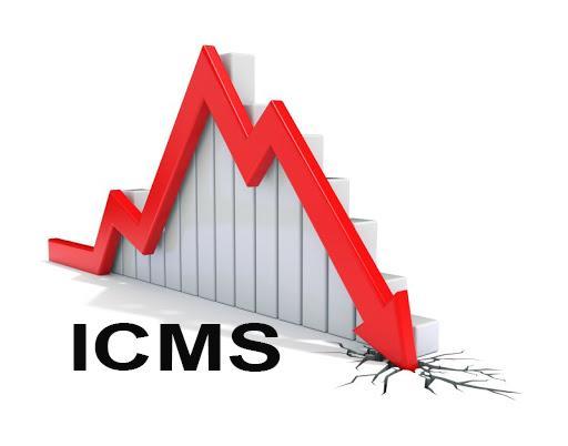 Repasses de ICMS às prefeituras goianas caem 33,69% em abril