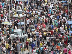 IBGE divulga as estimativas populacionais dos municípios para 2017