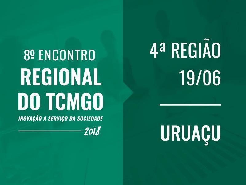 TCMGO promove Encontro Regional de Uruaçu