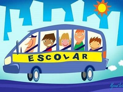 Liberada mais uma parcela do Transporte Escolar