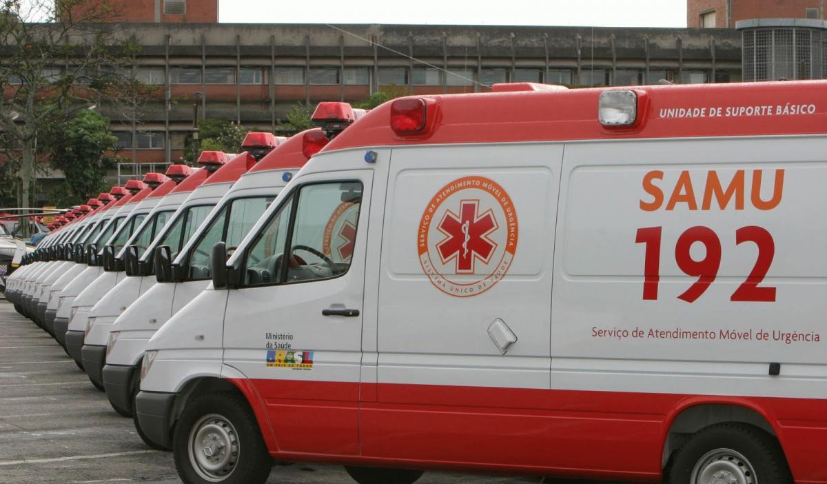 Municípios goianos também recebem ambulâncias para o SAMU