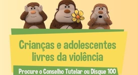 Itumbiara adere a campanha de combate ao Abuso e Exploração Sexual de Crianças e Adolescentes