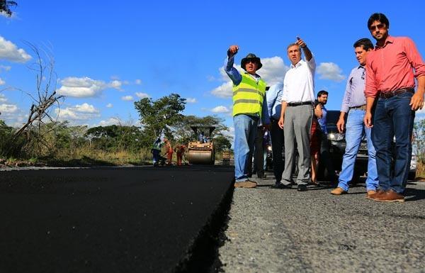 Programa Goiás na Frente chega a 211 dos 246 municípios