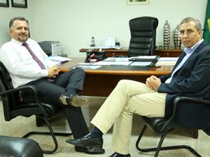 ?Vice-governador garante que investimentos chegarão a todos os municípios