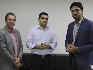 AGM discute com o Governo Estadual a execução o Programa Goiás na Frente
