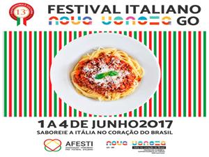 Festival Italiano de Nova Veneza 2017