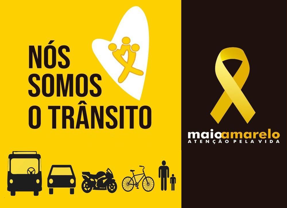 Maio Amarelo – sinal de alerta para a conscientização no trânsito