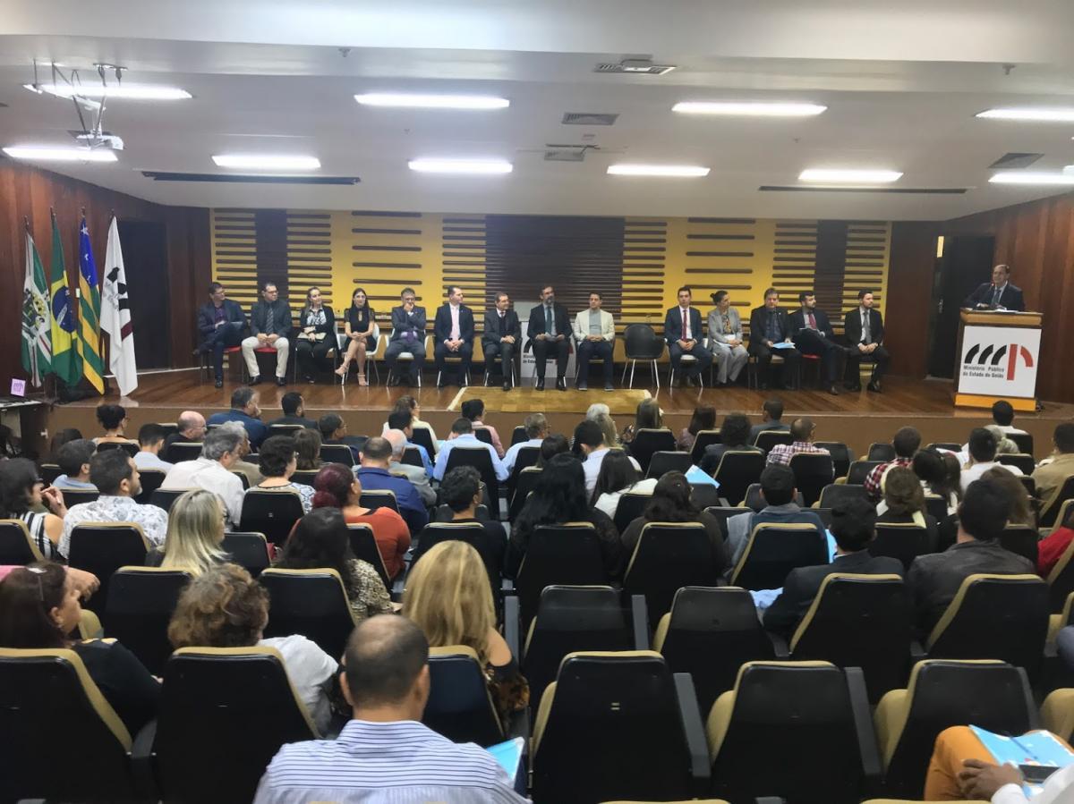 MP-GO lança projeto Conhecer para Acolher de combate às drogas