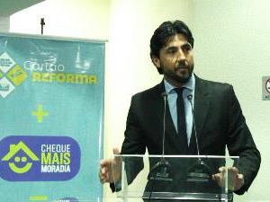 ?Goiás é o Primeiro Estado a Receber Cartão-Reforma