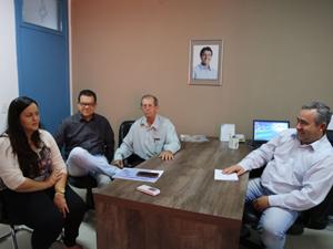 Lideranças de Portelândia e Mineiros reivindicam melhorias na segurança