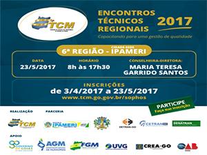 Encontro Regional do TCM chega a Região da Estrada de Ferro
