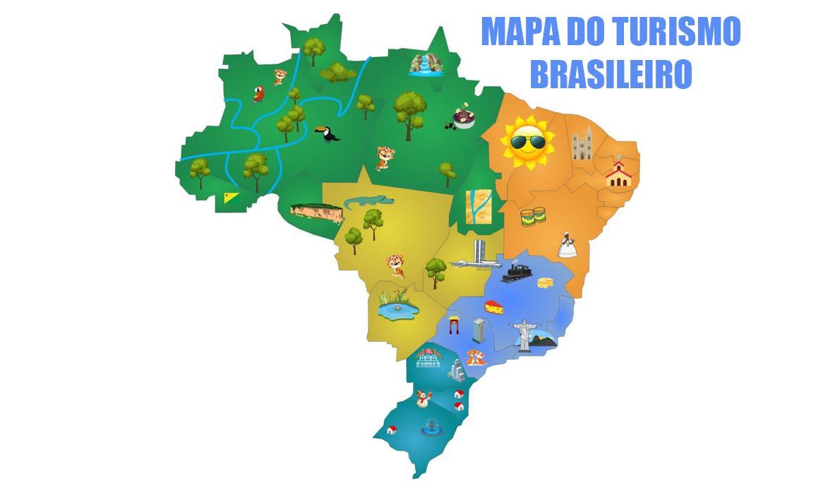 Atenção para o calendário de atualização do novo Mapa do Turismo